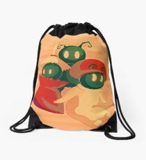 Don't Be So Heartless Drawstring Bag