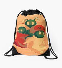 Don't Be So Heartless Drawstring Bag