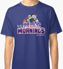 The New M&C Mornings Classic T-Shirt