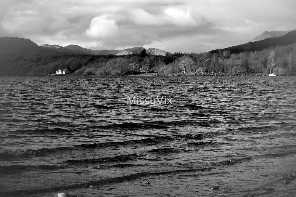 Loch Lomond by MissyVix