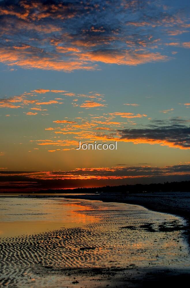 Gulfport Coastline by Jonicool