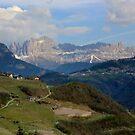 Dolomites in South Tyrol by annalisa bianchetti