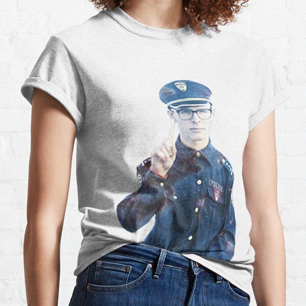 iDubbbz | Content Cop SPACE (large) Classic T-Shirt
