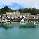 Padstow Harbour, Cornwall by Tizz07