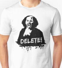 "Broken Matt ""DELETE!"" Unisex T-Shirt"