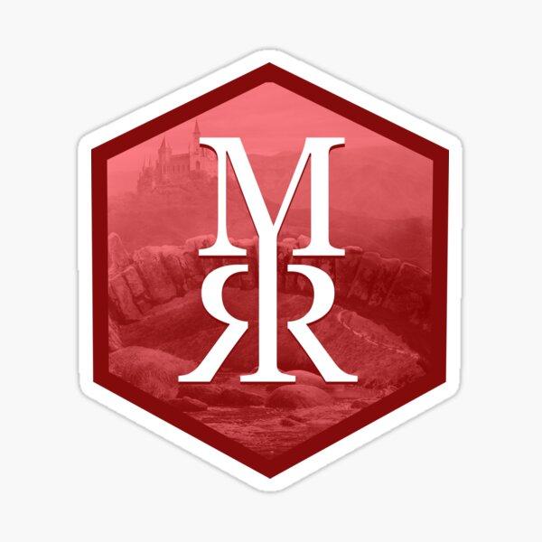 World of Myrr - Red Castle Sticker