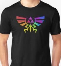 The Legend of Zelda Triforce - Splatter T-Shirt