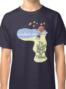 Angry Sea Classic T-Shirt