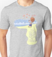 Angry Sea Unisex T-Shirt