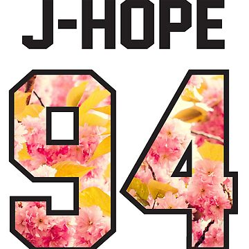 BTS Jersey - J-Hope by eveningshadow