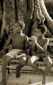Boyhood in Cuba by Ursula Tillmann