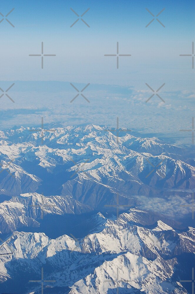 Pyrenees Landscape by ApeArt