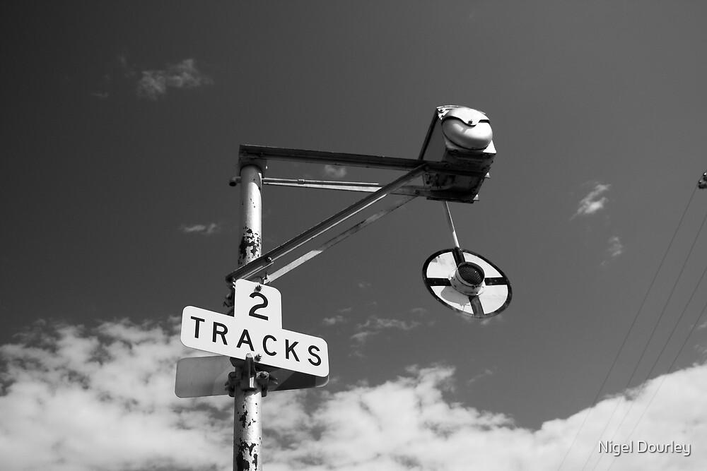 2 Tracks by Nigel Dourley