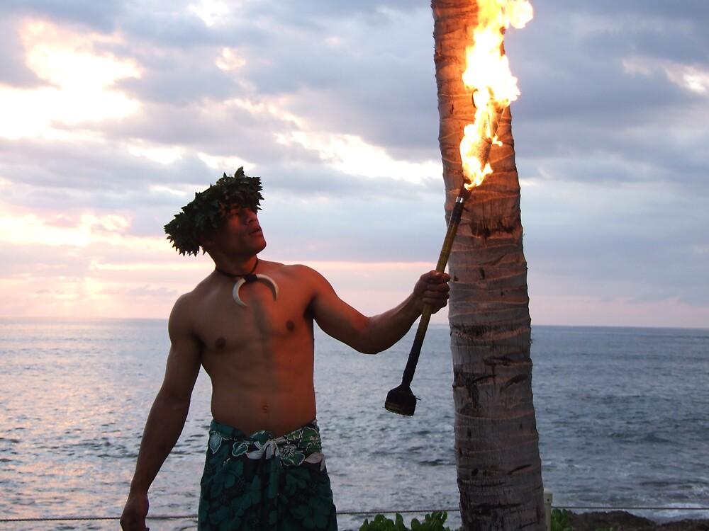 Hawaii Luau 2 by Lainey Simon