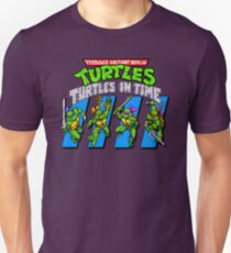 TMNT Turtles in Time Unisex T-Shirt