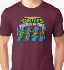 TMNT Turtles in Time T-Shirt