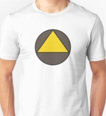 Legion Yellow Triangle Circle David Haller T-Shirt