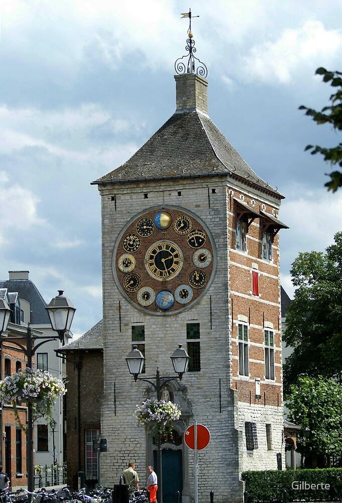 Lier - Zimmertoren by Gilberte