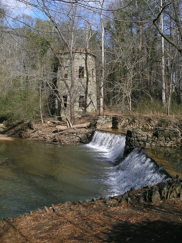 Atlanta Mill by C Hudgins