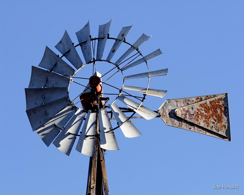 Windmill in the Sky by Joe Hewitt