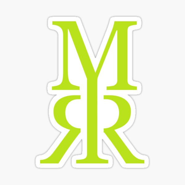 World of Myrr - Royal Seal Sticker