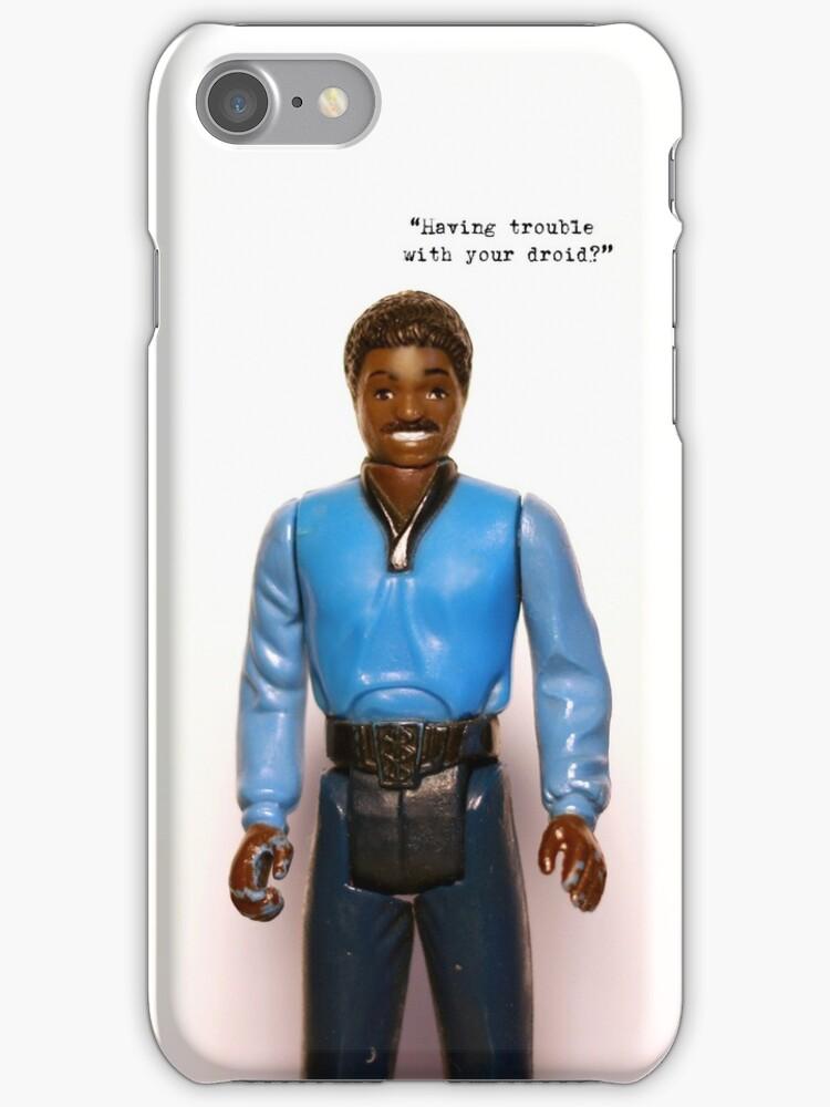 iPhone Case - Lando ESB by fenjay