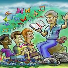 Vacation Bible School by Kevin Middleton