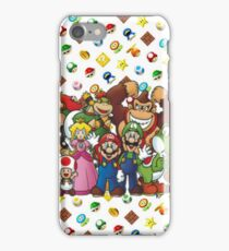 supermariobros, iPhone Case/Skin