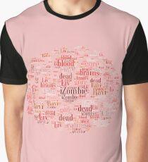 Brains Graphic T-Shirt