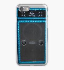 Bass Guitar Cabinet Amp Amplifier iPhone Case/Skin