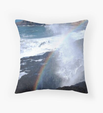 Depot Bay is a must see! Throw Pillow