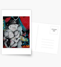 Mother and Child Postcards
