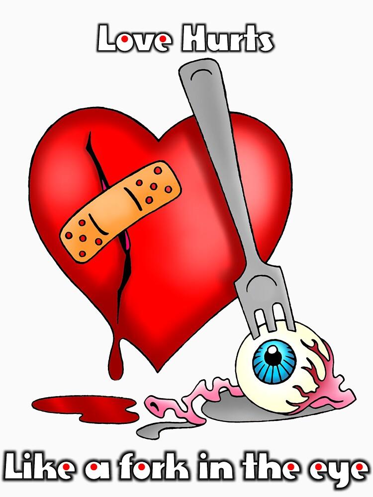 Love Hurts by JohnHoule