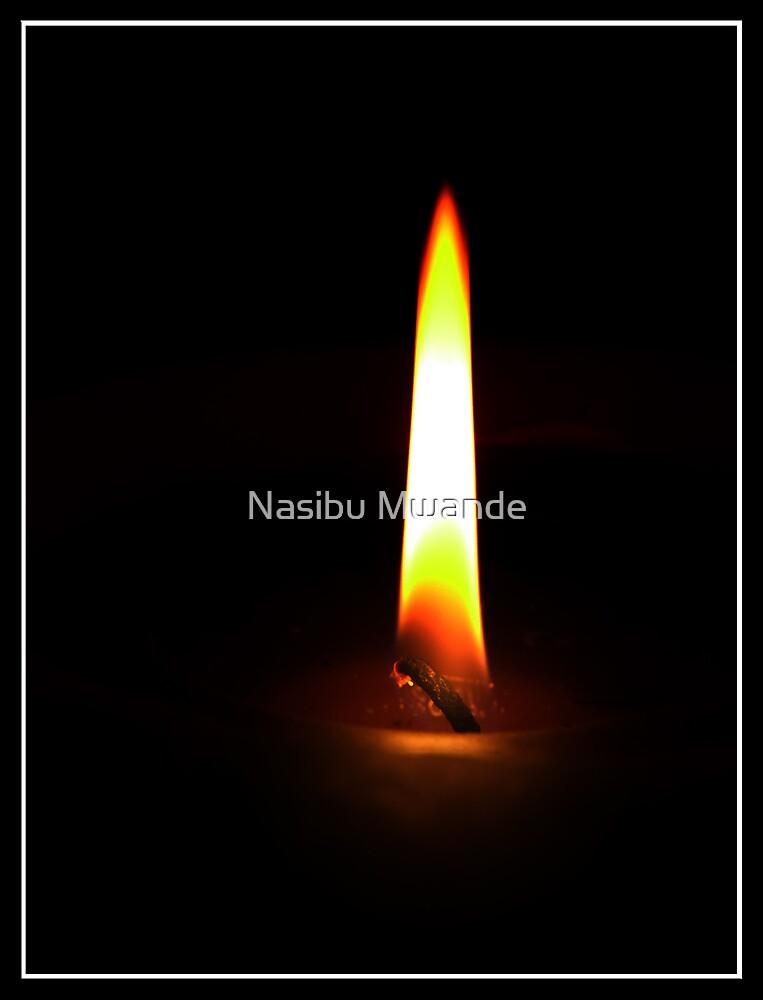 Candle in the dark by Nasibu Mwande