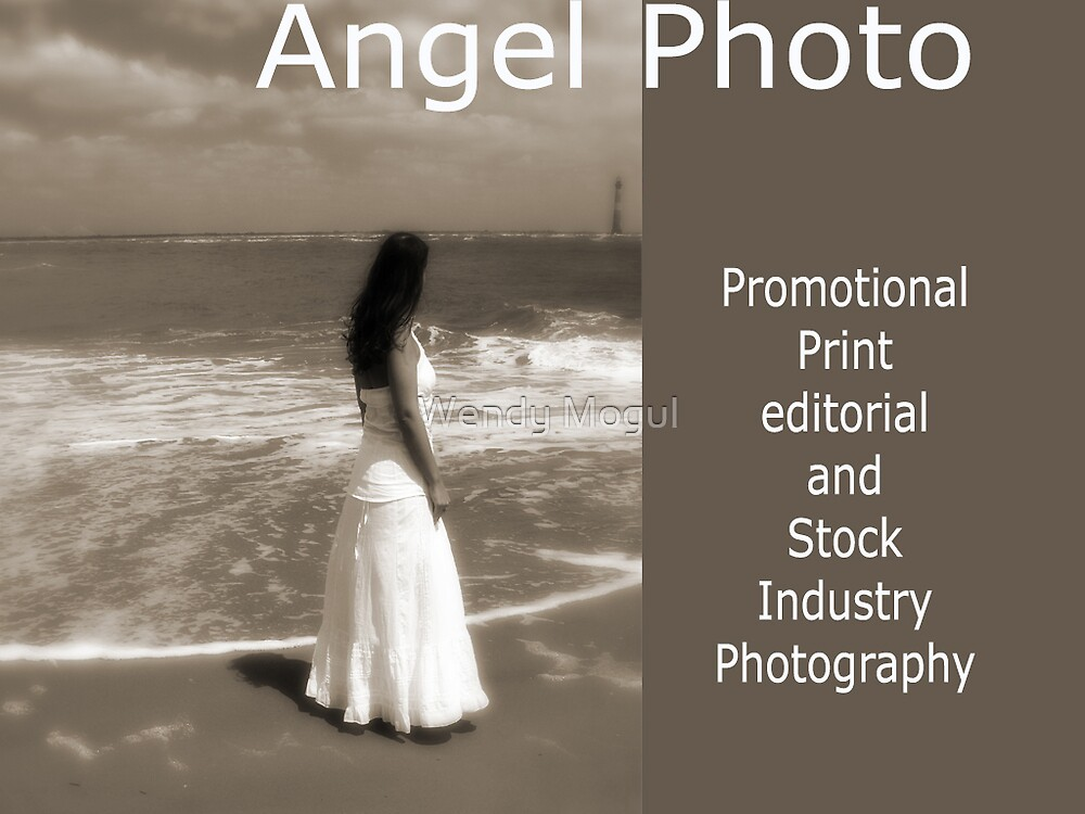 Angel Photo by Wendy Mogul