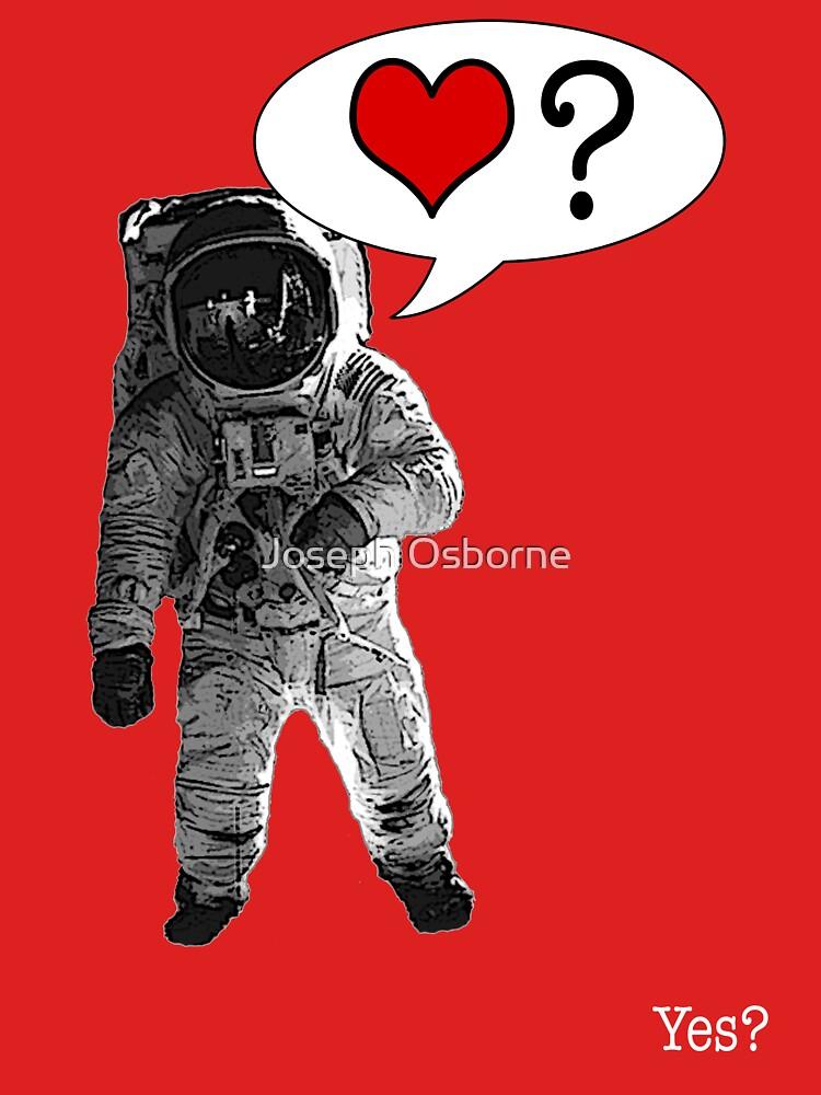 Space Love by jmojoe