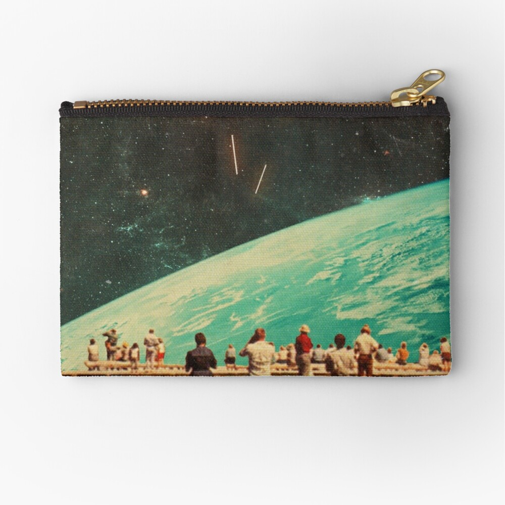 The Others Zipper Pouch