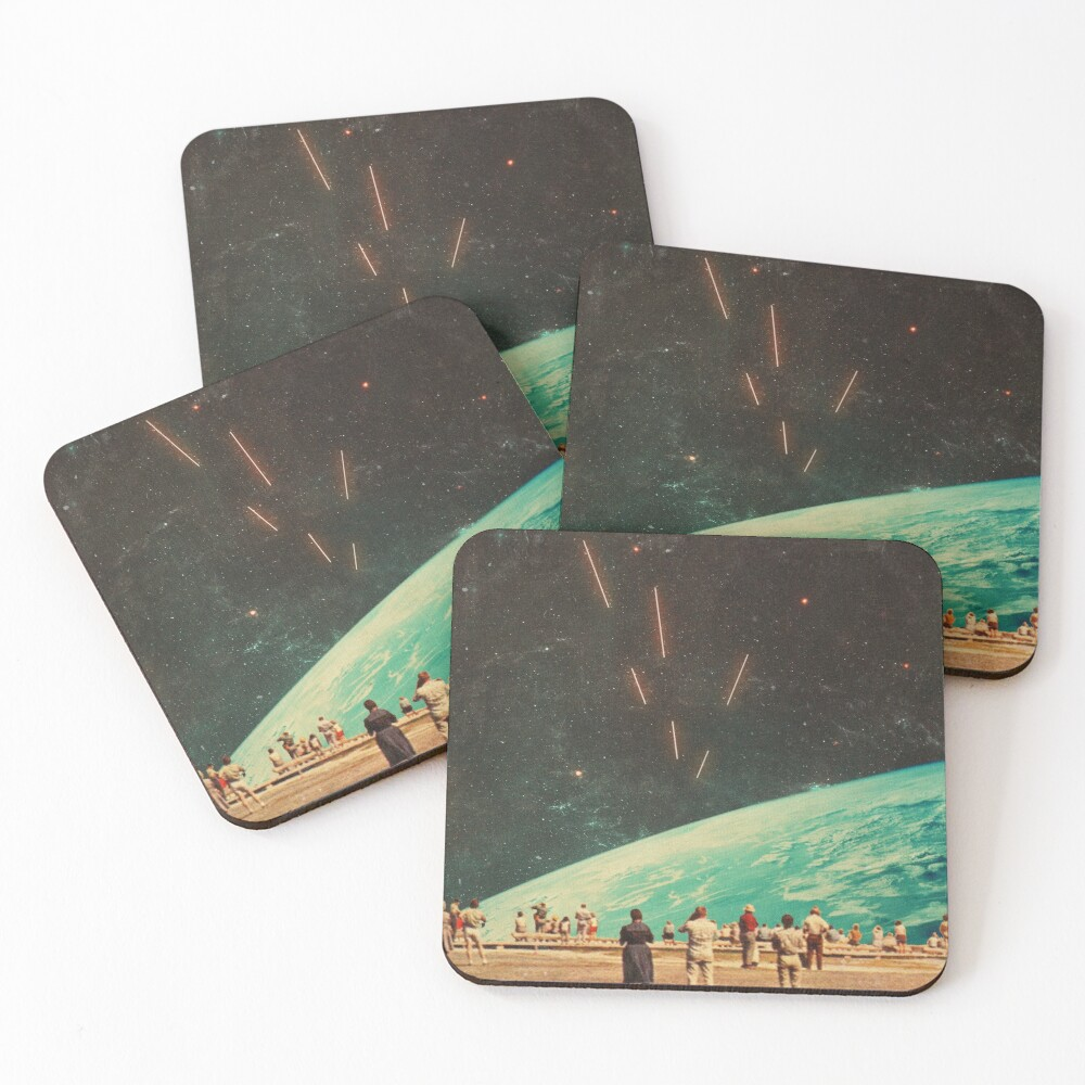 The Others Coasters (Set of 4)