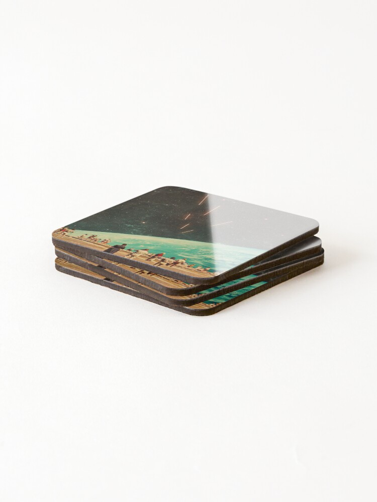 Alternate view of The Others Coasters (Set of 4)
