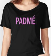 Padme - Yonce Women's Relaxed Fit T-Shirt