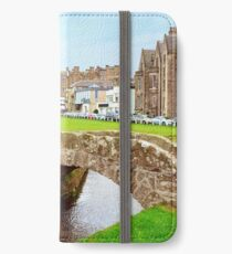 St Andrews Famous 18th iPhone Wallet/Case/Skin