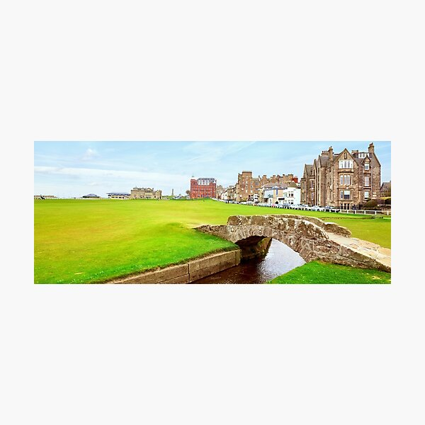 St Andrews Famous 18th Photographic Print