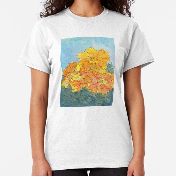Merry Marigolds! Classic T-Shirt