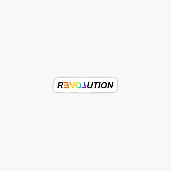 the gay revolution Sticker