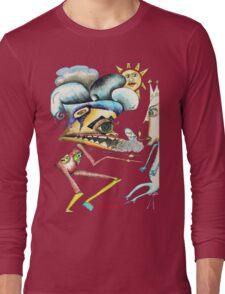 Alien War Long Sleeve T-Shirt