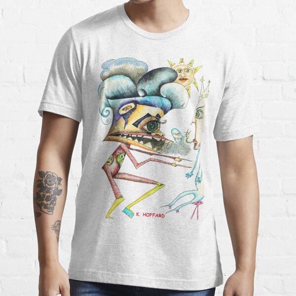 Alien War Essential T-Shirt