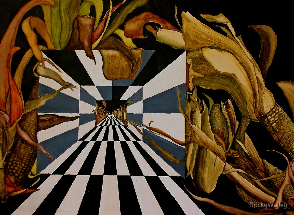 Corn Zoned by RockyWalley