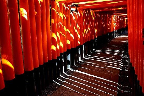 Japan Reloaded - Fushimi Inari # 1 by fenjay