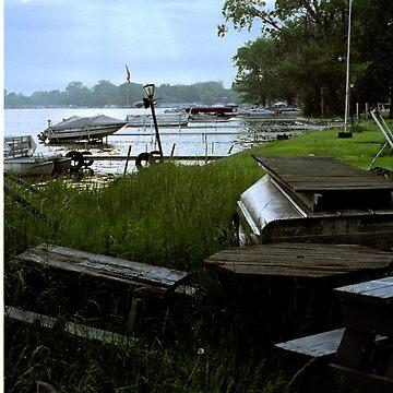 lake side rubble by leenybean