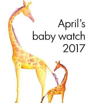 April's Baby Watch by HangingMonkey